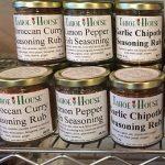 Garlic Chipotle Rub Jar